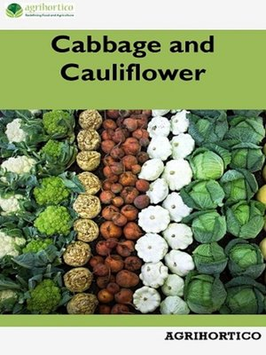 cover image of Cabbage and Cauliflower