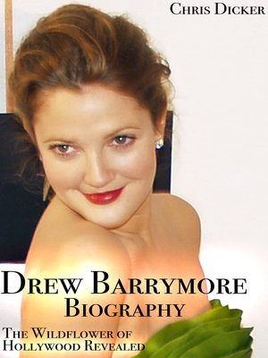 cover image of Drew Barrymore Biography