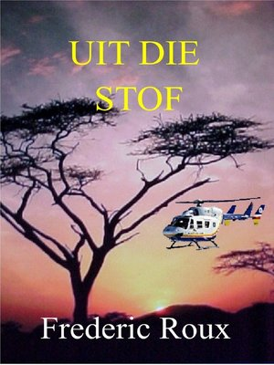 cover image of Uit Die Stof