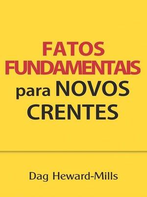 cover image of Fatos Fundametais para Novos Crentes