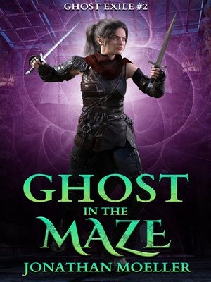 cover image of Ghost in the Maze