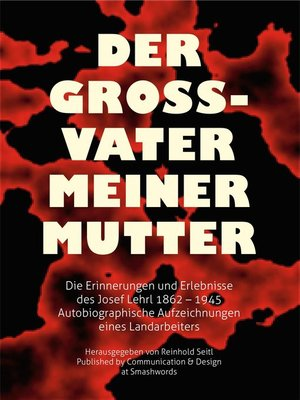 cover image of Der Großvater meiner Mutter