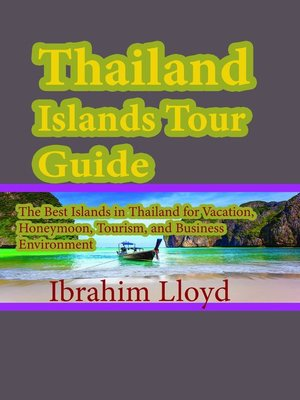 cover image of Thailand Islands Tour Guide