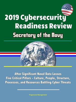 cover image of 2019 Cybersecurity Readiness Review