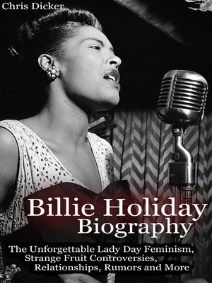 cover image of Billie Holiday Biography