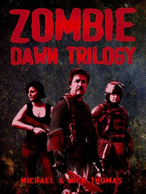 cover image of Zombie Dawn Trilogy