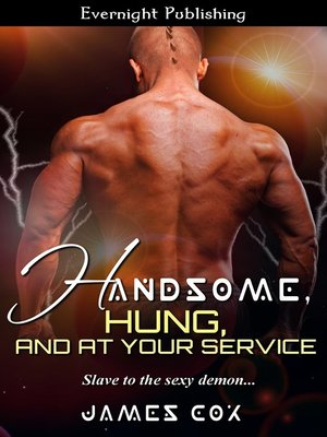 cover image of Handsome, Hung, and at Your Service