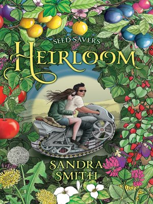 cover image of Seed Savers-Heirloom