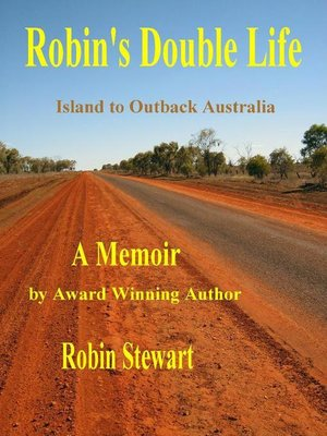 cover image of Robin's Double Life