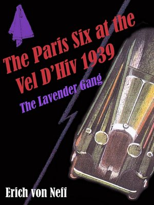cover image of The Paris Six at the Vel D' Hiv, 1939