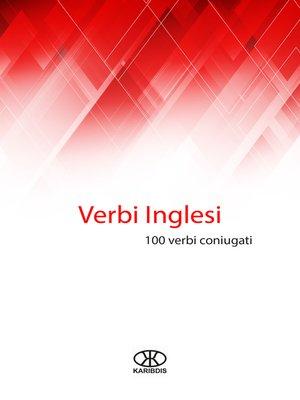 cover image of Verbi inglesi (100 verbi coniugati)
