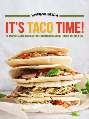 cover image of It's Taco Time!