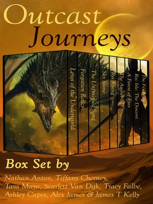 cover image of Outcast Journeys