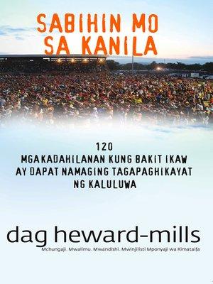 cover image of Sabihin Mo sa Kanila
