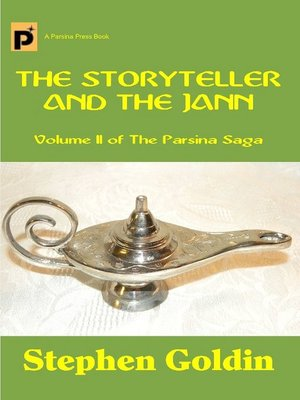 cover image of The Storyteller and the Jann