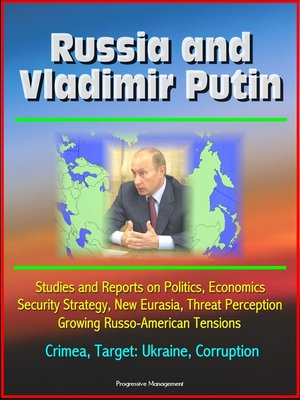 cover image of Russia and Vladimir Putin