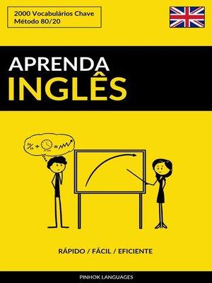 cover image of Aprenda Inglês