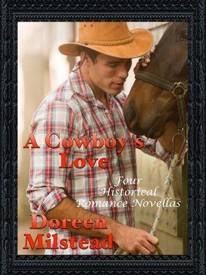 cover image of A Cowboy's Love