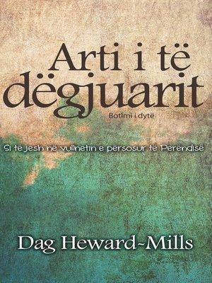 cover image of Arti i t' dëgjuarit