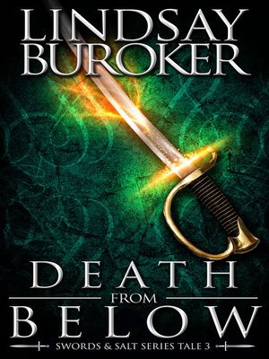 cover image of Death from Below (Swords and Salt, Tale 3)