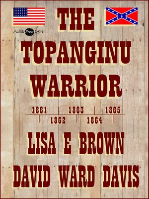 cover image of The Topanginu Warrior