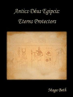 cover image of Antics Déus Egipcis