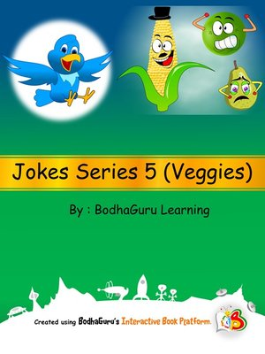 cover image of Jokes Series 5 (Veggies)