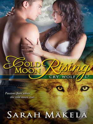 cover image of Cold Moon Rising