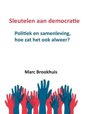 cover image of Sleutelen aan democratie