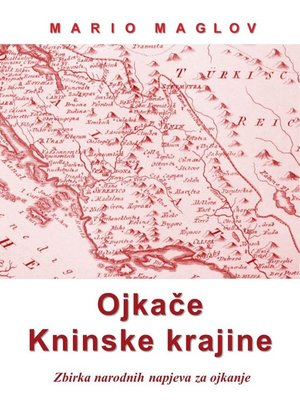 cover image of Ojkače Kninske krajine