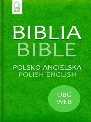 cover image of Biblia polsko-angielska