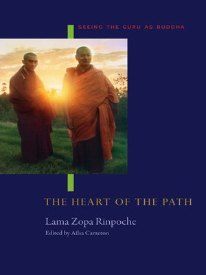 cover image of The Heart of the Path