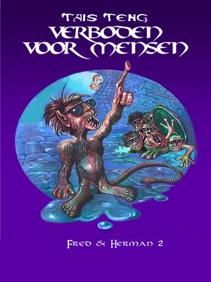 cover image of Verboden Voor Mensen
