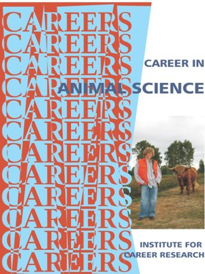 cover image of Career in Animal Science