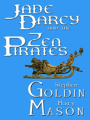 cover image of Jade Darcy and the Zen Pirates
