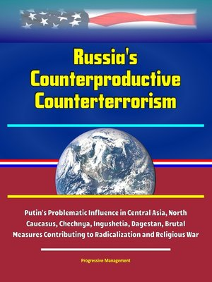 cover image of Russia's Counterproductive Counterterrorism