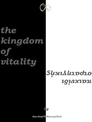 cover image of The Kingdom of Vitality