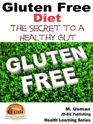 cover image of Gluten Free Diet