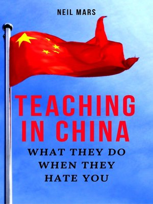 cover image of Teaching in China