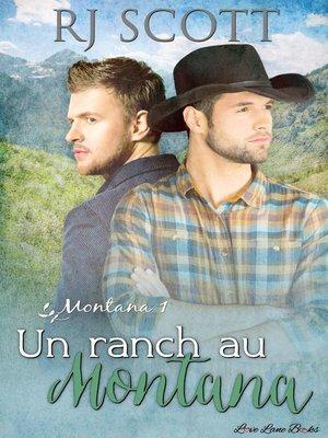 cover image of Un ranch au Montana