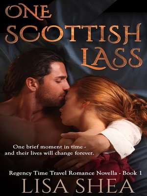 cover image of One Scottish Lass