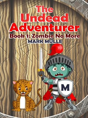 cover image of The Undead Adventurer (Book 1)