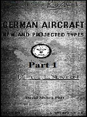 cover image of German Aircraft