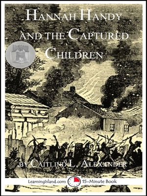 cover image of Hannah Handy and the Captured Children