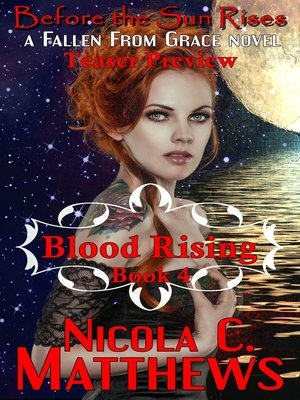 cover image of Blood Rising