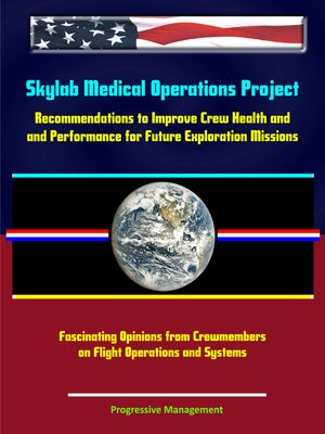 cover image of Skylab Medical Operations Project