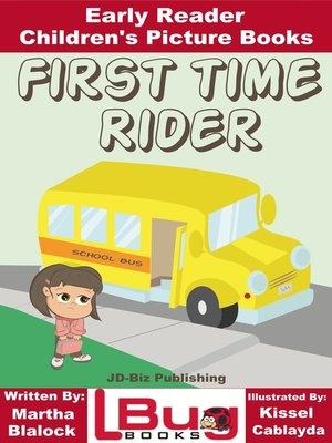 cover image of First Time Rider