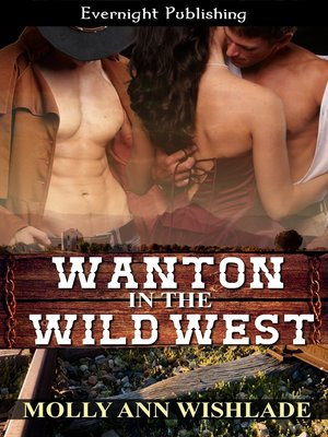 cover image of Wanton in the Wild West