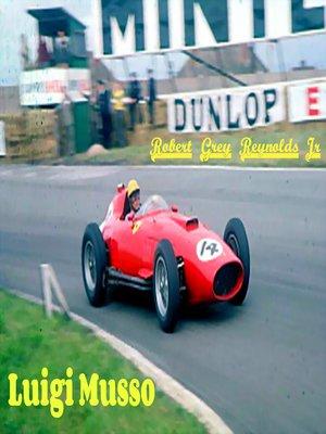 cover image of Luigi Musso