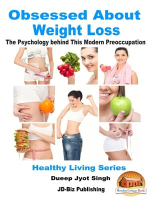 cover image of Obsessed About Weight Loss